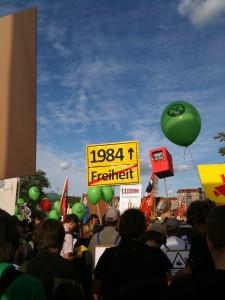 Freiheit statt Angst Demo 2009
